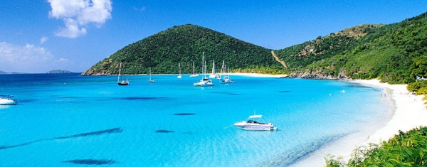 Pasqua alle British Virgin Islands